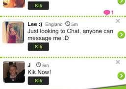 Kik link now chat Kik Messenger