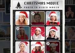 christmas video maker music screenshots