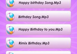 regular birthday song download