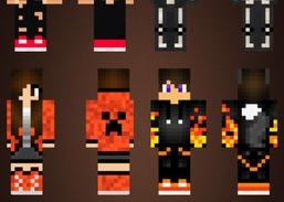 Halloween Skins for Minecraft PE & PC Edition Free Download ...