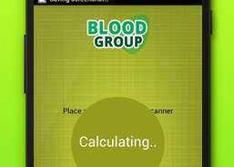 blood group test app free