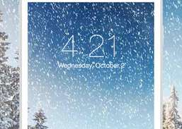 Snowfall Live Wallpapers Animated Wallpapers For Home Screen Lock Screen Screens S