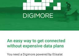 Digimore by Etisalat Download and Install | Android