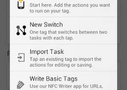 NFC Task Launcher Download and Install | Android