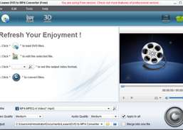 Leawo Free DVD to MP4 Converter Download and Install | Windows