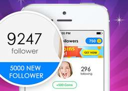 5000 Followers Pro - Get more followers and likes for
