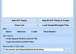 VCF To Excel Converter Software Download and Install | Windows